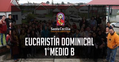 Eucaristía Dominical 1°Medio B