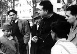 Mes de la Solidaridad: Padre San Alberto Hurtado