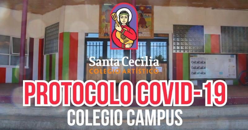 PROTOCOLO COVID-19 | COLEGIO CAMPUS